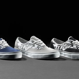 "Vans Syndicate - Authentic ""S"" MR.CARTOON"