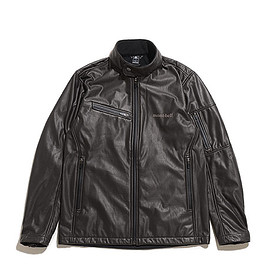 mont-bell - Viento Cross Jacket-Gunmetal