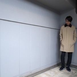 The crooked Tailor - SOUTIEN COLLAR COAT