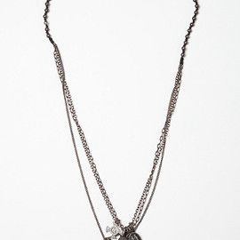 M.Cohen  - Tiered Chain with Charms