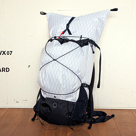 山と道 - THREE X-PACK VX07 WHITE STANDARD