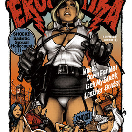 "Rockin'Jelly Bean - EWP-002 ""Escape from Women Prison"" Silk Screen Poster"
