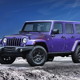 Jeep - Wrangler Unlimited Backcountry Edition