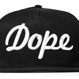 DOPE BY STAMPD'LA - 5 Panel Snap Back