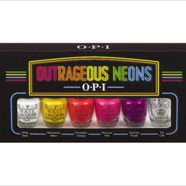 OPI - OPI Unveils Outrageous Neons