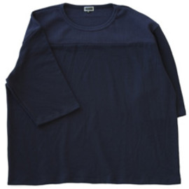 CYDERHOUSE - Dropped Shoulder Cut and Sewn (navy)