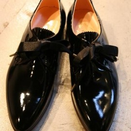 mother - PLAIN TOE SHOES