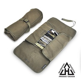 Haveston - M-6 STRAP STOWAGE ROLL - Olive