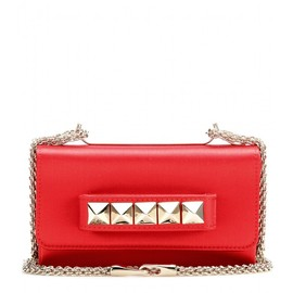 VALENTINO - VA VA VOOM SMALL SATIN SHOULDER BAG