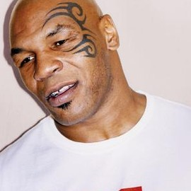 Supreme - x Mike Tyson poster
