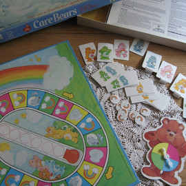 Care Bears - Care Bears Warm Feelings Board Game