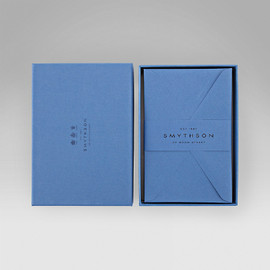 SMYTHON - NILE BLUE KINGS ENVELOPES