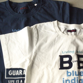 BLUEBLUE - GUARANTEE BB SS TEE