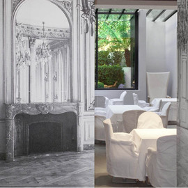 La Maison Hotel, by Martin Margiela - Paris VIII - France