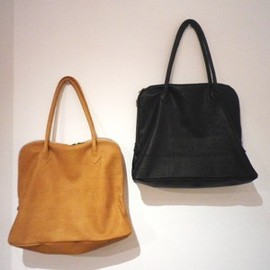 "CLASKA Gallery & Shop ""DO"" - Silva Tote Bag Leather caramel/noir"