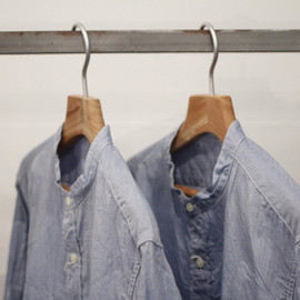 commono roproducts WORKERS - STAND SHIRTS