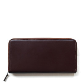 Whitehouse Cox - S2622 LONG ZIP WALLET / Havana