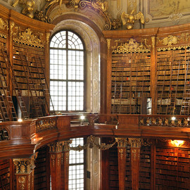 Austrian National Library in Vienna - Austrian National Library in Vienna