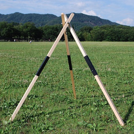 CAMP MANIA PRODUCTS - KBW WOODEN TRIPOD