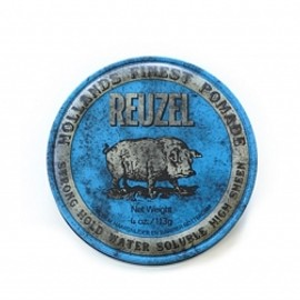 REUZEL - REUZEL STRONG HOLD HIGH SHEEN/BLUE Package