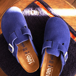 Birkenstock - JAPAN 10TH ANNIVRSARY BOSTON