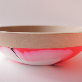 Wind and Willow Home - Wooden Salad Bowl
