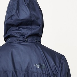 The North Face Black Label - Denali Diablo Jacket - Navy/Orange/Yellow?