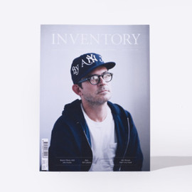 INVENTORY Volume 02 Number 03 Takeshi Ohfuchi Cover