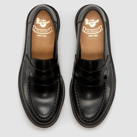 Dr.Martens - CORE ABBOTT SLIP ON SHOE (Black)