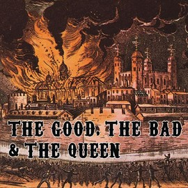 The Good,The Bad & The Queen - The Good,The Bad & The Queen