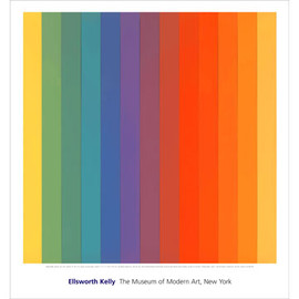 Ellsworth Kelly - Spectrum,IV