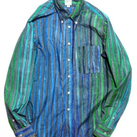 NEPENTHES NY - Loop Back Shirt