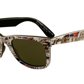 Ray-Ban - RB2140-8 - 1115 | ORIGINAL WAYFARER LONDON - Special Series #8