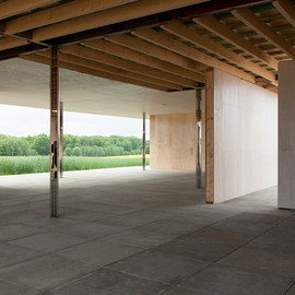 Mies van der Rohe - Krefeld Golf Club-house, Germany