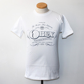 OBEY - THE WORLD'S MOST INFAMOUS