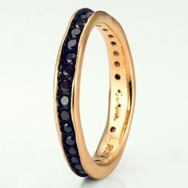 black diamonds/Ring