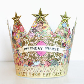 kino - BIRTHDAY WISHES CROWN (EAT CAKE)