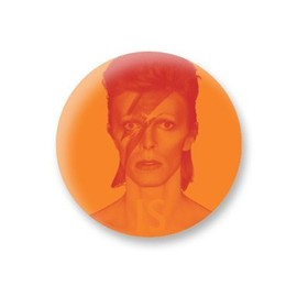 V&A - 'David Bowie is' Pin Badge||EVAEX