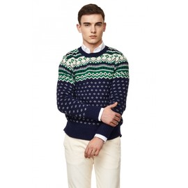 Gant Rugger - Winter Jaquard