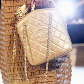 CHANEL - Cruise 2014/15 Gas can-shaped CHANEL Bag