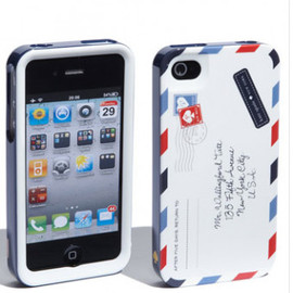 kate spade NEW YORK -  Resin Hard iPhone Case Airmail 4