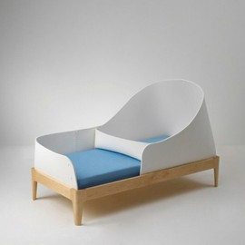 Swissmiss - Ahye children's bed