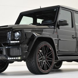 BRABUS - iBusiness is based on the Mercedes Benz G 65