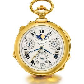 Patek Philippe - The Henry Graves 'Supercomplication'