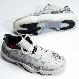 "NIKE - AIR JORDAN 11 LOW SE ""SNAKESKIN"""