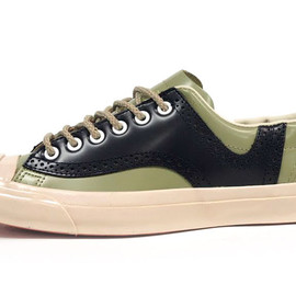 CONVERSE - JACK PURSELL RLY SADDLE LEATHER