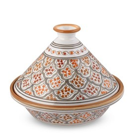 Williams Sonoma - Tunisian Hand-Painted Mosaic Tagine