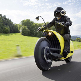 Johammer - Johammer J1 electric motorcycle