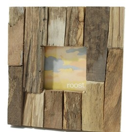 roost, Free Peddler Market - Driftwood Frame Small