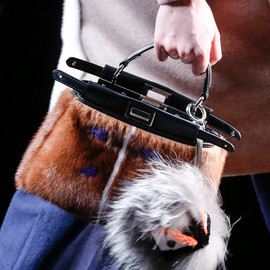 Fendi - Fendi Fall 2013 Ready-to-Wear Collection